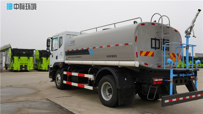 园林绿化洒水车水泵