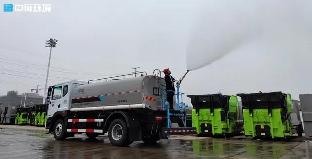 绿化洒水车制造厂家