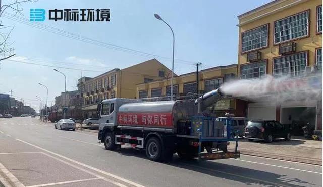 环卫洒水车制造厂家