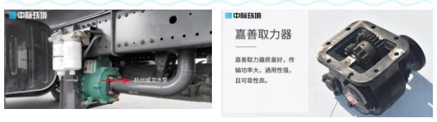 中标环境洒水车